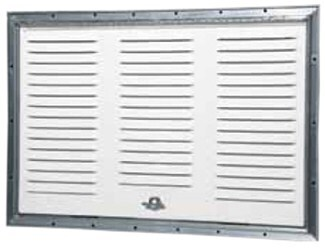 Ventline Rv Refrigerator Wall Vent And Access Door 13 3