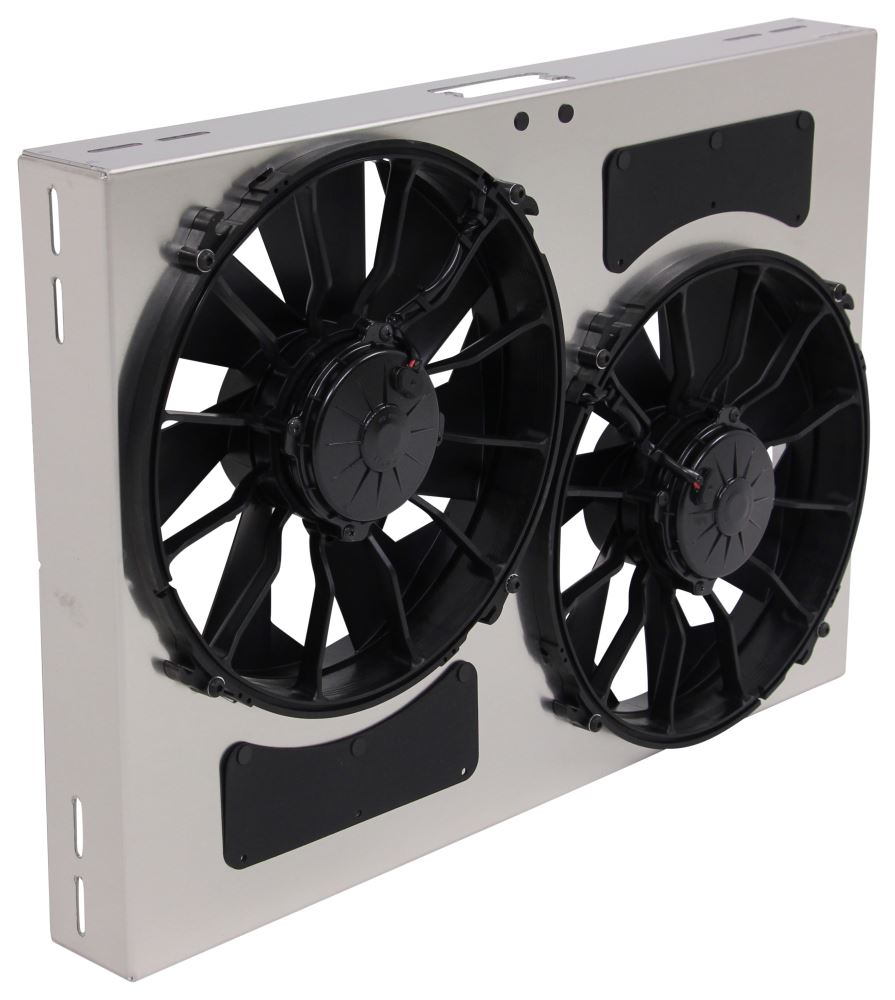 Derale 26 Quot Dual High Output Electric Radiator Fan W