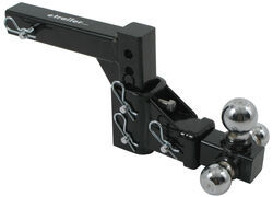 "Curt Multi-Ball Adjustable Ball Mount for 2"" Trailer Hitches"