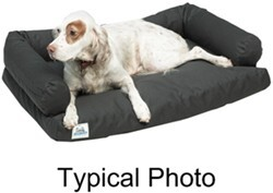 "Canine Covers Ultimate Dog Bed - Medium - Taupe - 35"" x 25"""