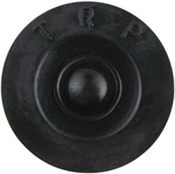 "Rubber Lube Plug - Fits 1.18"" Lubed Dust Cap - Qty 1"
