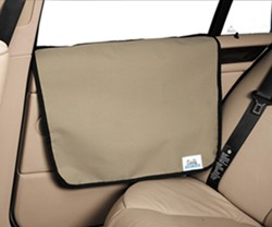 "Canine Covers Door Shield - Vehicle Door Panel Protector - 26"" Wide - Taupe - Qty 2"
