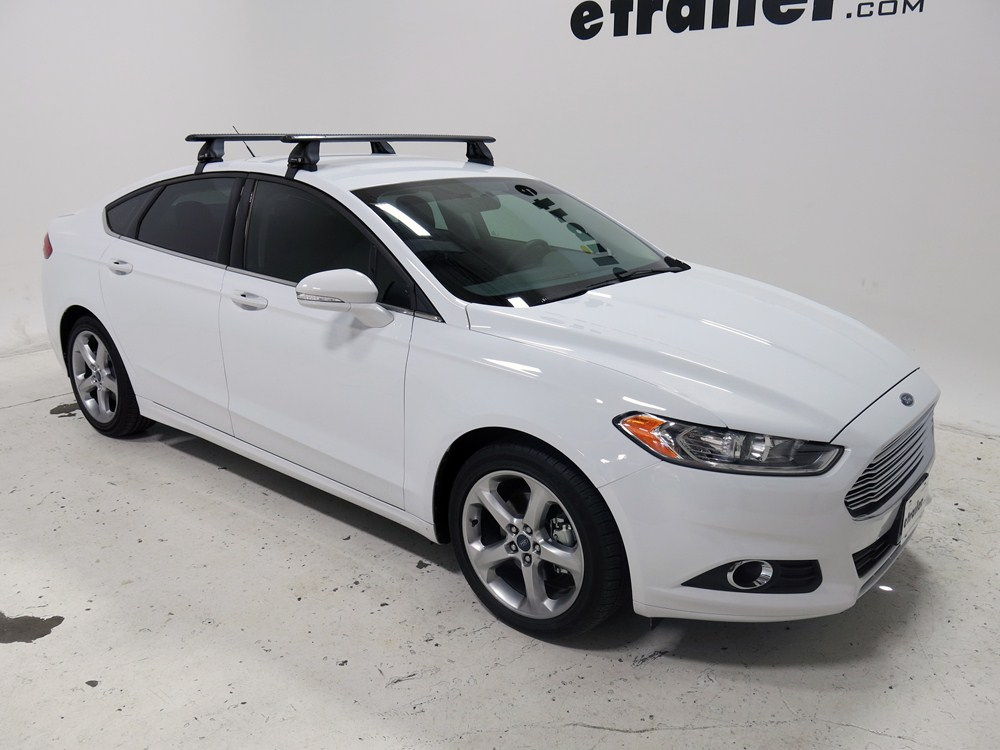 Roof Rack For 2015 Fusion By Ford Etrailer Com