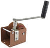 Dutton-Lainson Worm Gear Hand Winch with Hex Drive Handle - 1,500 lbs