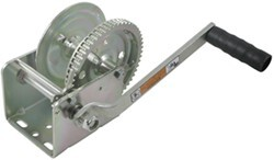 Dutton-Lainson Hand Winch with TUFFPLATE Finish, Single Speed - 1,800 lbs.