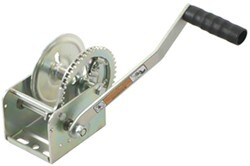 Dutton-Lainson Hand Winch with TUFFPLATE Finish, Single Speed - 1,400 lbs.