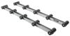 Boat Trailer Deluxe Roller Bunk - 4' Long - 10 Sets of 3 Rollers - by Dutton-Lainson