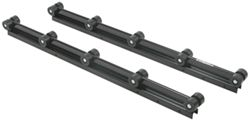 Boat Trailer Standard Roller Bunk - 4' Long- 10 Sets of 2 Rollers - by Dutton-Lainson