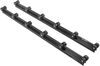 Boat Trailer Standard Roller Bunk - 5' Long - 12 Sets of 2 Rollers - by Dutton-Lainson