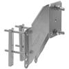 Offset Trailer Spare Tire Carrier by Dutton-Lainson