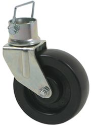 Removable Wheel with Pin for A-Frame Trailer Jacks by Dutton-Lainson