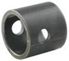 "Weld-On 2"" Diameter Pipe Mount Tube for Pipe Mounted Trailer Jacks"