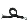 "Hand Winch Strap with Safety Hook, 2"" Wide x 20' Long - Extra Heavy Duty - 4,800 lbs."