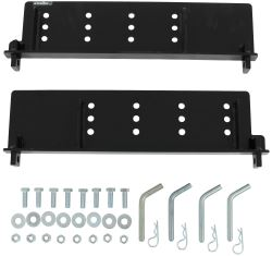 Replacement Side Plates for Demco Hijacker Autoslide 5th Wheel Trailer Hitches - Above Bed Mount