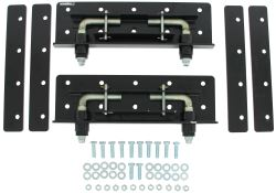 Replacement Side Plates for Demco Hijacker Autoslide 5th Wheel Trailer Hitch - Ford Super Duty