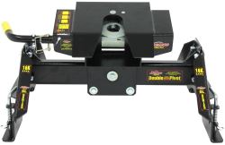 Demco Hijacker SL Series 5th Wheel Trailer Hitch w/ Travel Adjustment - Single Jaw - 16,000 lbs