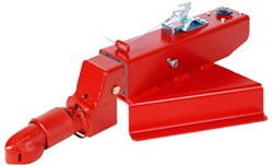 "Demco Hydraulic Brake Actuator w Drop - Drum - Primed - A-Frame - 2"" Bulldog Coupler - 7,000 lb"