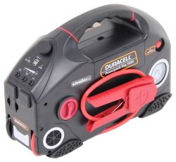 Duracell Powerpack Pro 1300 Portable Power Source w/ Jump Start and Air Compressor - 600 Watts