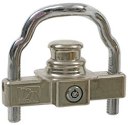 "Diversi-Tech Universal Coupler Lock for 1-7/8"", 2"" and 2-5/16"" Coupler"