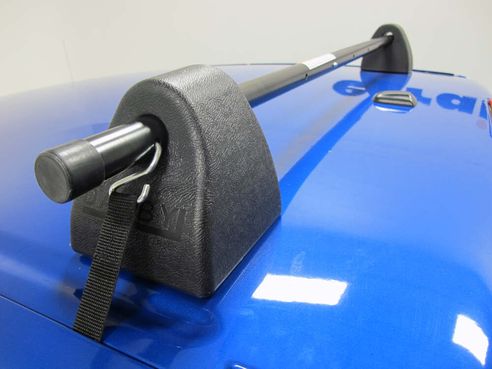Boat Trailer Wheel Extenders : Darby extend a truck kayak carrier w hitch mounted load