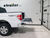 2011 ford f-150 hitch cargo carrier darby load extender class iii iv in use