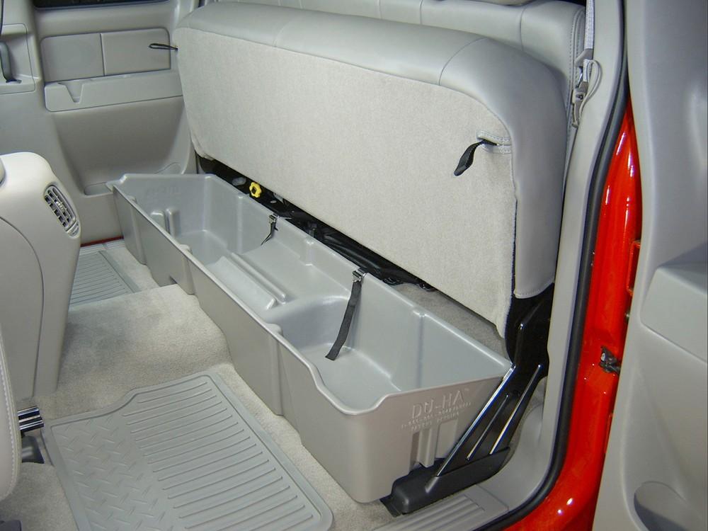2015 Chevrolet Silverado Du Ha Truck Storage Box And Gun