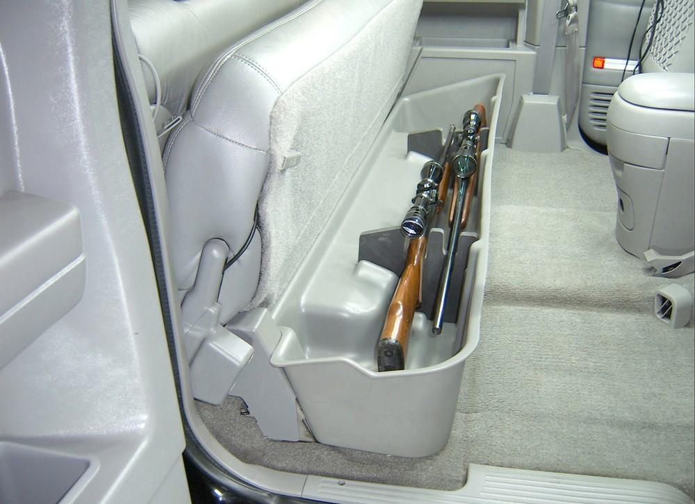 Under Seat Truck Storage | Du-Ha Pickup ... - Leonard USA