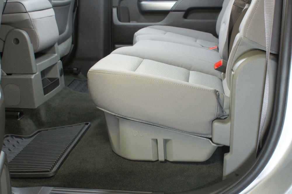 2015 Chevrolet Silverado 2500 Vehicle Organizer Du Ha