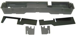Du-Ha Truck Storage Box and Gun Case - Under Rear Seat - Light Gray