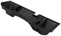 Du-Ha Truck Storage Box and Gun Case - Under Rear Seat - Dark Brown