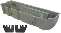 Du-Ha Truck Storage Box and Gun Case - Under Rear Seat - Olive