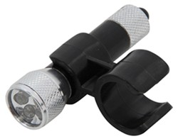 LED Flashlight Attachment for Du-Ha Reach EZ Extendable Pole - Clip On