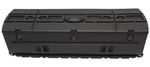 Du Ha Tote Wheeled Storage Container And Gun Case For Trucks And SUVs