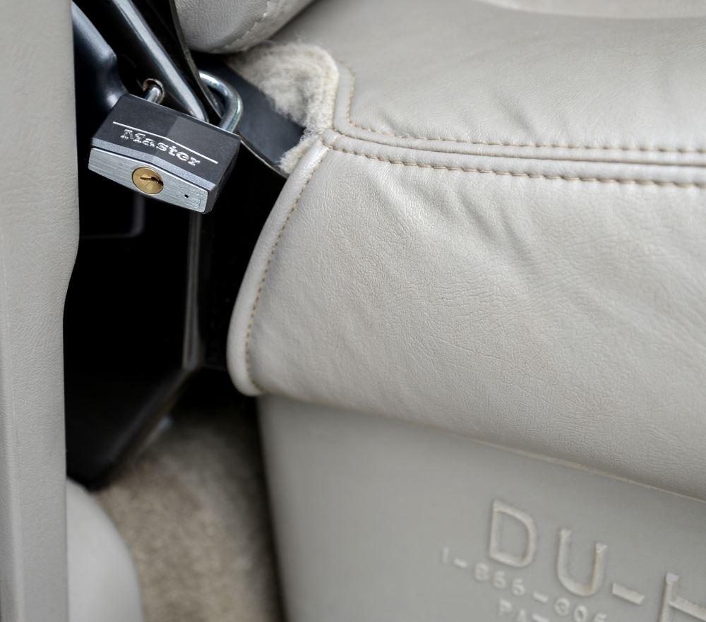 Locking Kit For Du Ha Underseat Truck Storage Box And Gun