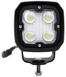 "Vision X Duralux Floodlight - LED - 20 Watts - 40 Degree Beam - 4"" Square - Qty 1"