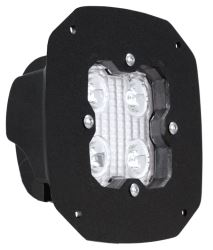 Vision X LED Duralux Floodlight - 20 Watts - 60 Degree Beam - Flush Mount - Qty 1