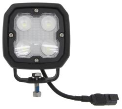"Vision X Duralux Floodlight - LED - 20 Watts - 60 Degree Beam - 4"" Square - Qty 1"