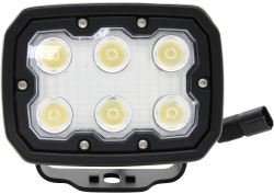 "Vision X Duralux Floodlight - LED - 30 Watts - 40 Degree Beam - 5-1/2"" x 4-1/2"" - Qty 1"