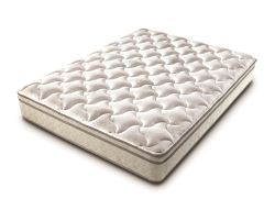 Denver Mattress Supreme Euro Top Short Queen Mattress