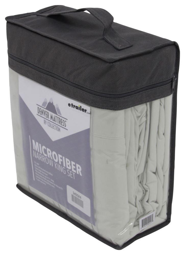 Denver Mattress RV Sheet Set Microfiber Narrow King