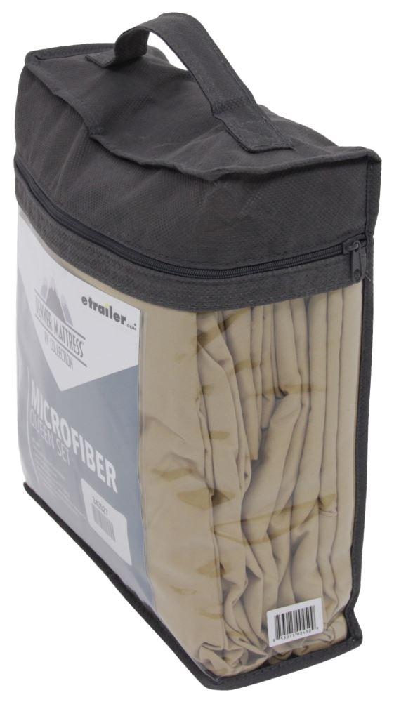 Denver Mattress RV Sheet Set Microfiber Queen Latte