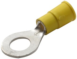 "Ring Terminal - 12-10 Gauge Wire - 3/8"" Ring ID"