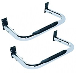 DeeZee 1995 Dodge Ram Pickup Nerf Bars - Running Boards