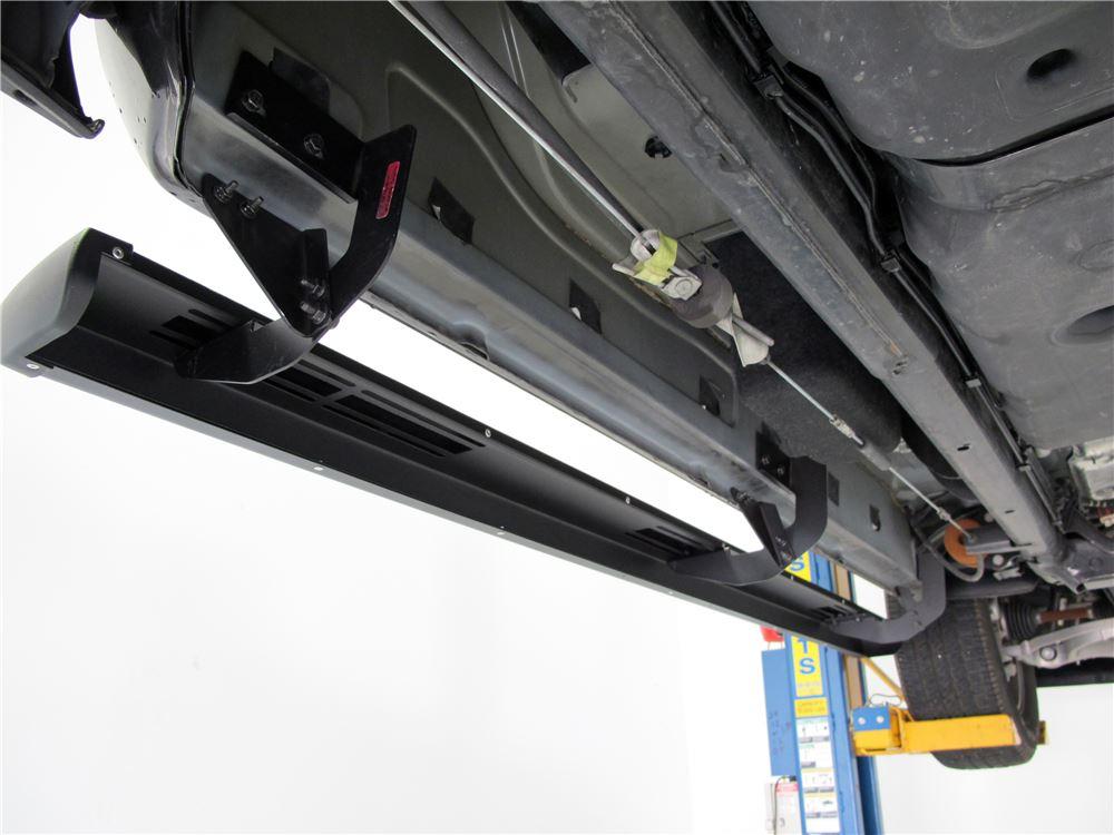 2014 Chevy Silverado Step Rails >> Raptor Series Running Boards Nerf Bars Bed Rails | Autos Post
