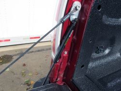 DeeZee Tailgate Assist Custom Tailgate-Lowering System for Pickup Trucks