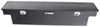 DeeZee Specialty Series Truck Bed Toolbox - Narrow, Crossover Style - Aluminum - 5.75 Cu Ft - Black