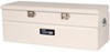 DeeZee Hardware Series Truck Bed Toolbox - Utility Chest Style - Steel - 8 Cu Ft - White