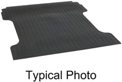 DeeZee Heavyweight, Custom-Fit Truck Bed Mat for Toyota Tacoma