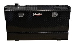 DeeZee Specialty Series Transfer Tank/Toolbox Combo - Aluminum - 80 Gallon - 8.7 Cu Ft - Black
