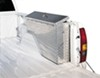 DeeZee Specialty Series Passenger's-Side Wheel Well Toolbox - Aluminum - 2.2 Cu Ft - Silver